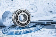 Use of single row deep groove ball bearings