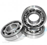 Why is it called deep groove ball bearing